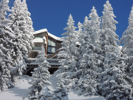 Location Chalet Love Avoriaz