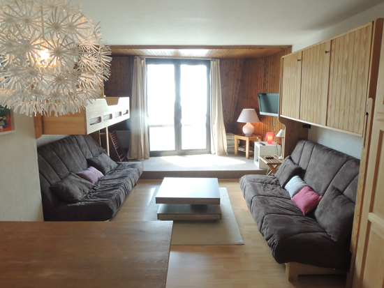 Location Studio 4 charme Avoriaz