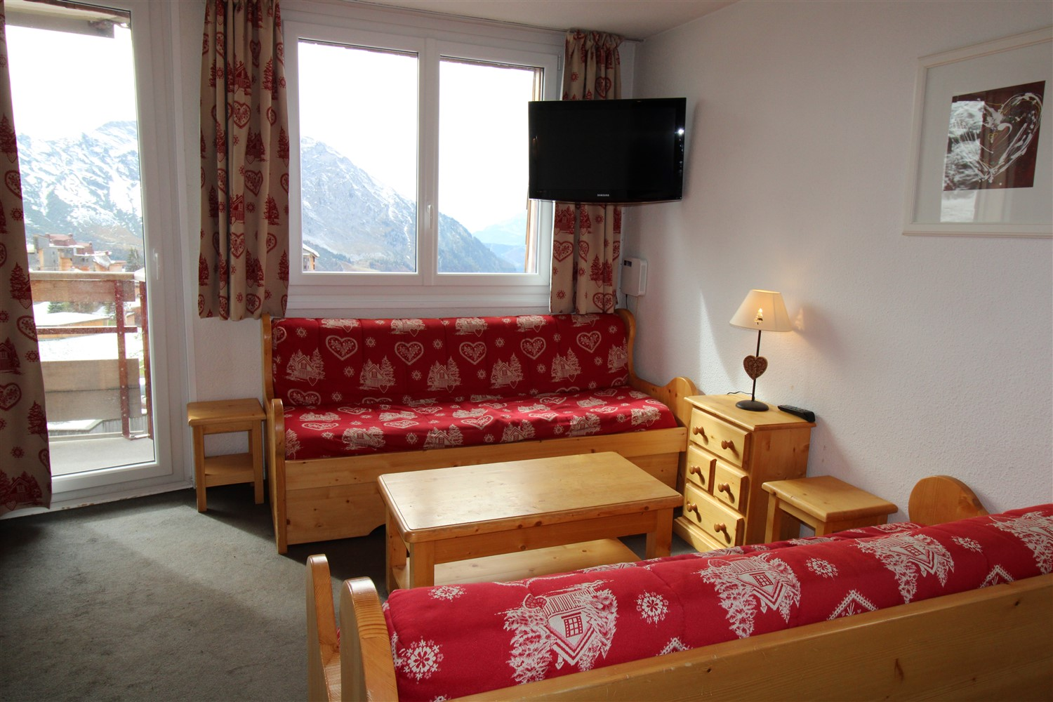 Location Bd3 Alpages II Avoriaz