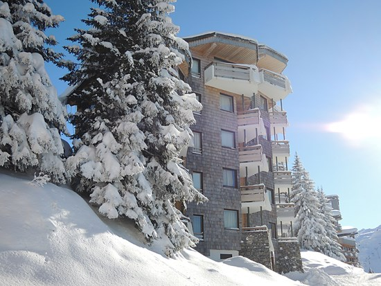 Avoriaz Location